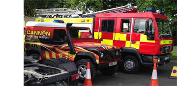 fire safety vehicles