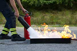 Fire Training and Fire Risk Assessment